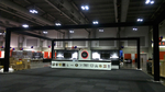 truss exhibit booths, truss exhibit, truss rental, truss trade show booth